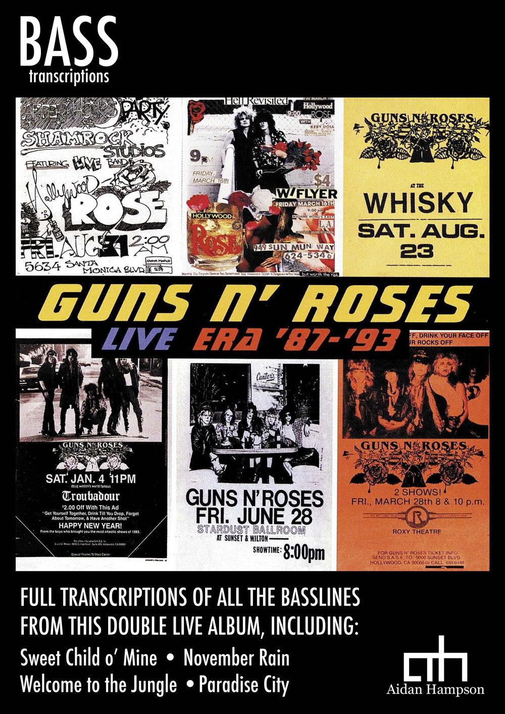 Guns N' Roses - Live Era '87–'93