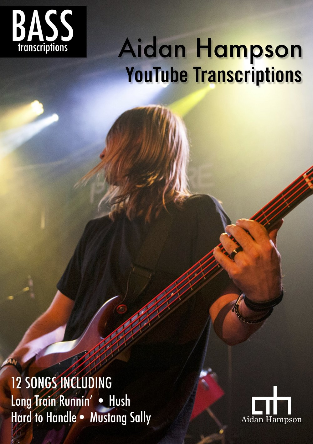 Aidan Hampson - YouTube Transcriptions