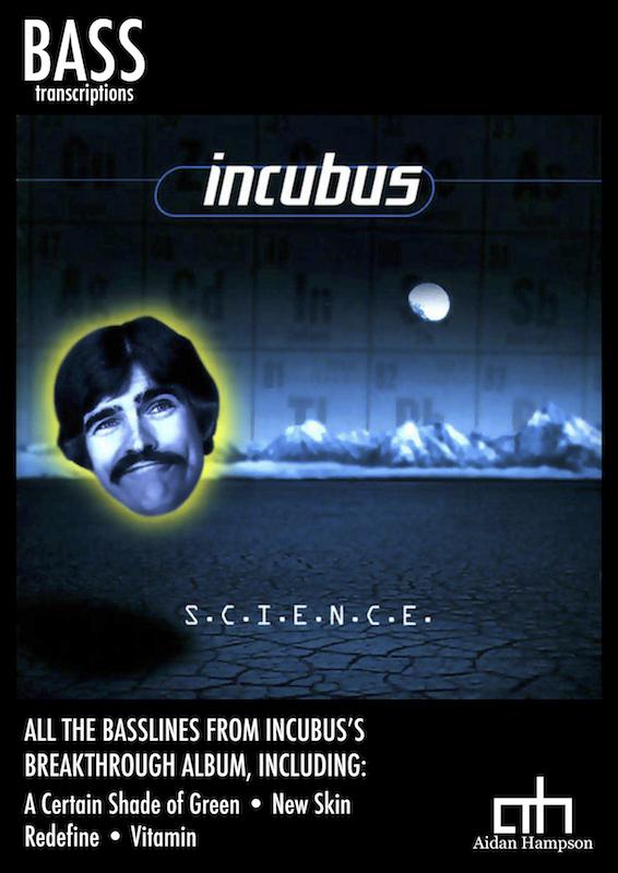 Incubus - S.C.I.E.N.C.E.