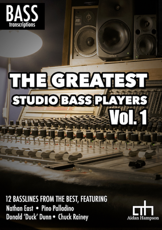 The Greatest Studio Bass Players, Vol. 1