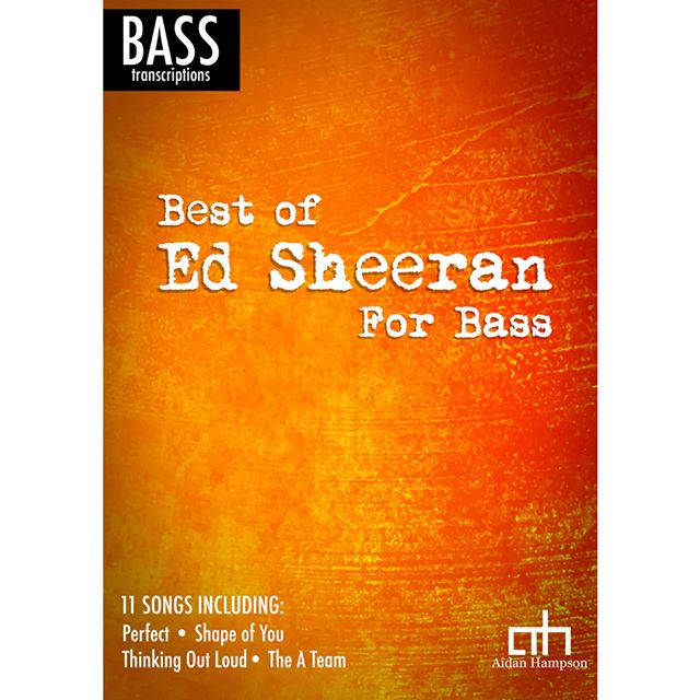 Best of Ed Sheeran for Bass - Out Now!  Click here for more info: https://bit.ly/2zHzE11