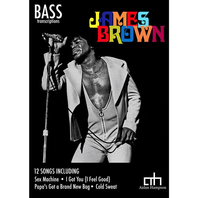 Best of James for Bass… Out now!! Only $15, click here for details: https://bit.ly/2ARTcNl