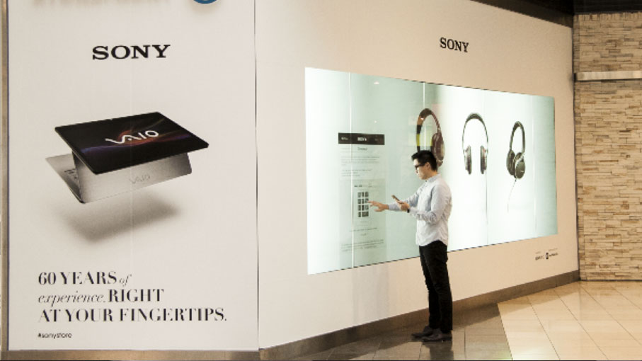 Sony's digital storefront