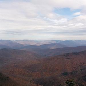 Slide Mountain West Trail Head