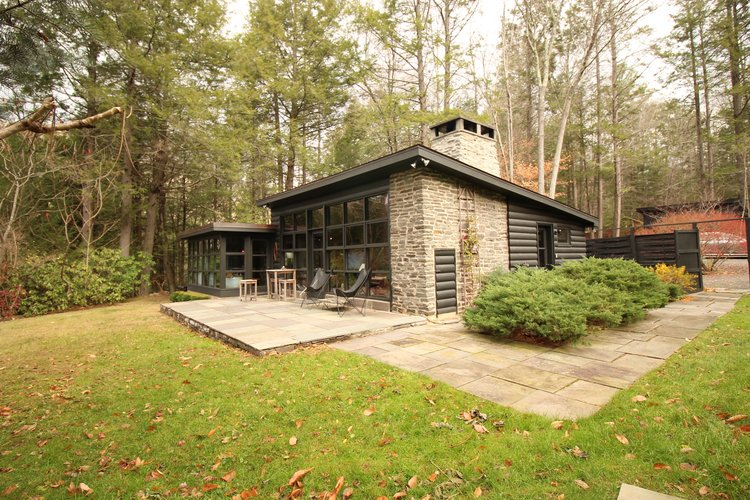 modern cabin rental rentals in cabins elegant hook the upstate holiday red ny