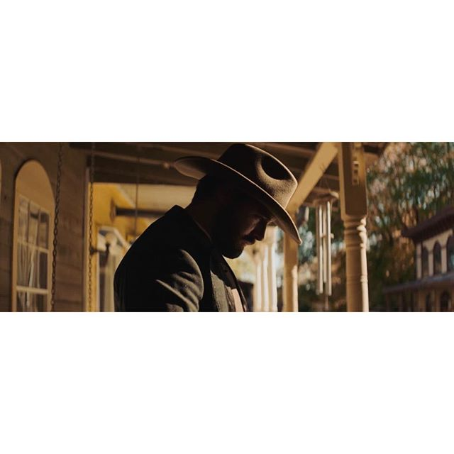 "🎥 ""Westworld to Yuma"" (2017) Dir: @ryanconnolly . 📝 At the risk of sounding pretentious, I want to share a quote from one of my favorite composers, Arvo Pärt, regarding music because I think it applies to film as well. . ""I imagine the conductor having an upbeat when the whole thing starts. We can't hear anything yet. And the people in the concert hall don't know what's coming. Then the conductor makes the upbeat. The upbeat, the moment he raises his hand, actually contains the formula for the entire work. Its character, dynamics, tempo, and plenty of other things. ...The first step is everything, decisive."" . I love thinking of any opening shot  in this way and it's so much fun to work with the director and the crew to try to convey the essence of the whole film in our opening shot or scene. This is the opening shot of a short film from 2017 directed by @ryan_connolly for @thefilmriot . . Writer/Director: @ryan_connolly  Starring: @jrobproductions & @josh_connolly  DP: @dmrouth Producer: @tim_connolly  1st AC: @ryan_polly 2nd AC/Movi Tech: @scotthilburndp Key Grip: @gloomygrant Production Sound: @khto_music HMU: Ondrea Connolly BTS videographer: @joshuafortuna  Colorist: @jcarrington3 Composer: @h2daniel Sound Design/Mix: @robkrekelsound VFX Supervisor: @mstarktv ⠀⠀ _____________________________ ⠀⠀ Alexa Mini + Kowa Anamorphics _____________________________ #filmmaking #dp #western #shortfilm #arri #alexamini #kowa #anamorphic #cinematography"