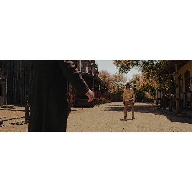 "🎥 ""Westworld to Yuma"" (2017) Dir: @ryan_connolly . . 📝 Going into this short one of my big concerns was maintaining lighting continuity.  Because of the way our western set was oriented it meant that the sun's path would make maintaining consistency a big challenge. Add to that a two hour setback in our schedule at the beginning of the day and I was really starting to sweat it by lunchtime. As the day went on we reached a certain point where we had to stop worrying about lighting continuity and just work with what we'd been given – not ideal. . . . Walking away from this shoot I felt like there was no way some of this was going to cut well together because of the lighting continuity issues. But when I saw the first cut I was surprised that I was so focused on the story and the action that I didn't even notice the lighting changes. I've since heard something along the lines of ""if they notice [some tiny continuity detail] then we haven't done our job well."" Obviously perfection is something to strive for but I don't think it's something to obsess over on the day, especially when it comes to minute continuity details or things outside your control. . . . Writer/Director: @ryan_connolly Starring: @jrobproductions & @josh_connolly Producer: @tim_connolly DP: @dmrouth 1st AC: @ryan_polly 2nd AC/Movi Tech: @scotthilburndp Key Grip: @gloomygrant Production Sound: @khto_music HMU: Ondrea Connolly BTS Videographer: @joshuafortuna Colorist: @jcarrington3 Composer: @h2daniel Sound Design/Mix: @robkrekelsound VFX Supervisor: @mstarktv _____________________________ Alexa Mini + Kowa Anamorphics _____________________________ #filmmaking #dp #western #shortfilm #arri #alexamini #kowa #anamorphic #cinematography #behindthescenes #filmriot #ipreview via @preview.app"