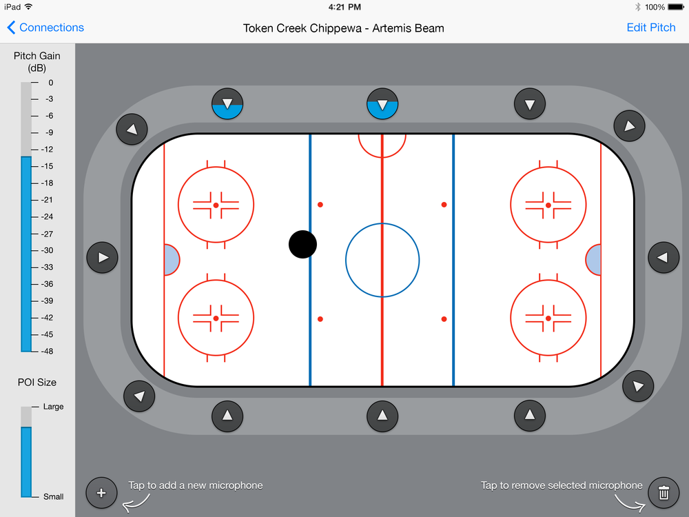 Ice Hockey Assist iOS App