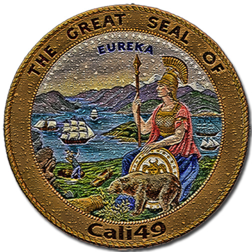 The Great Seal of Cali49