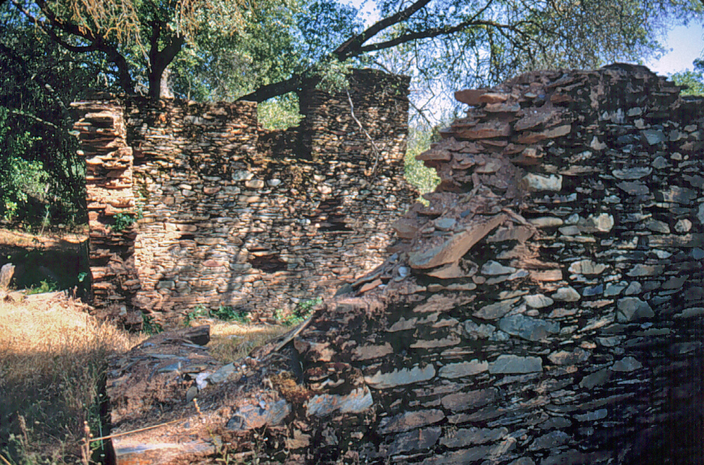 Stone Trading Post Ruins