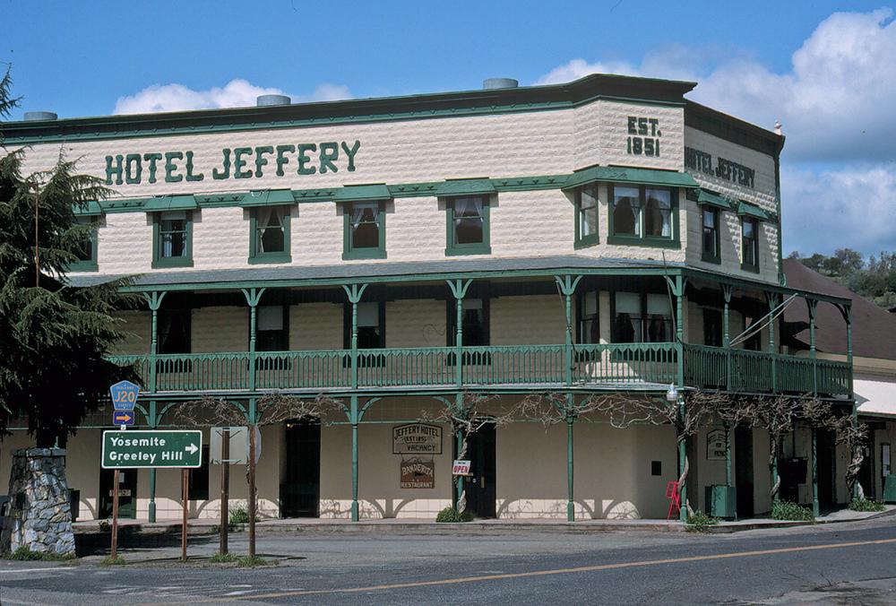 Jeffery Hotel
