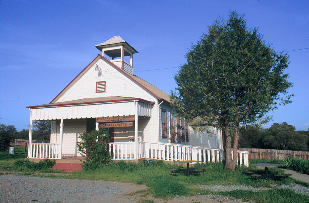 Poverty Hill Schoolhouse