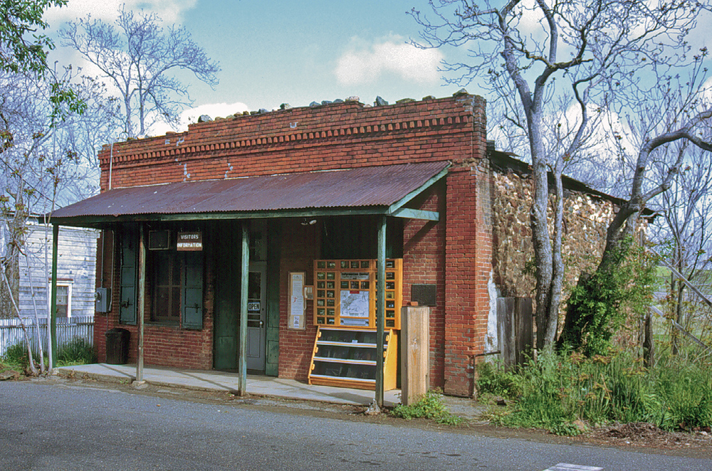Wells Fargo/Post Office Building