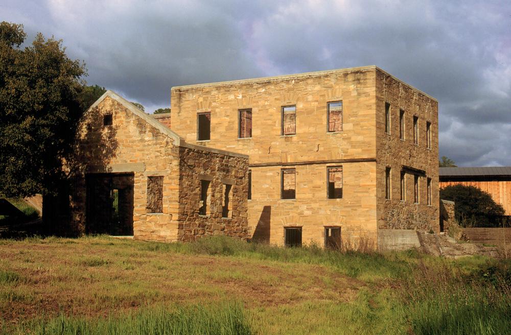 Tulloch Mill Ruins