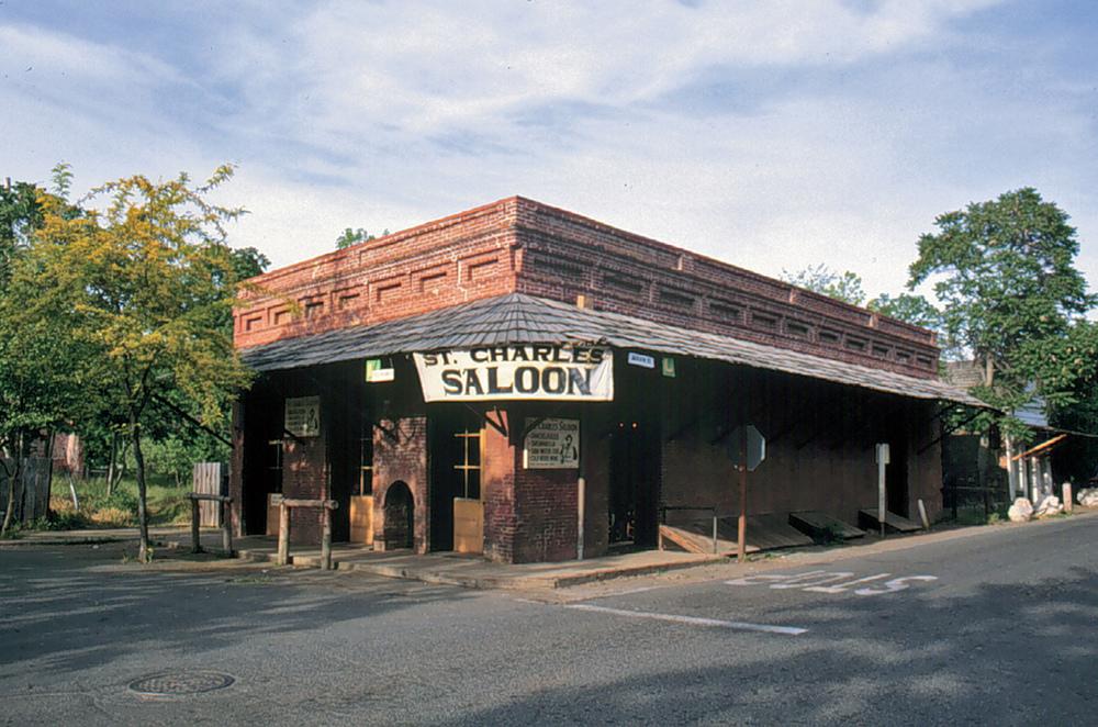 Alberding's Saloon