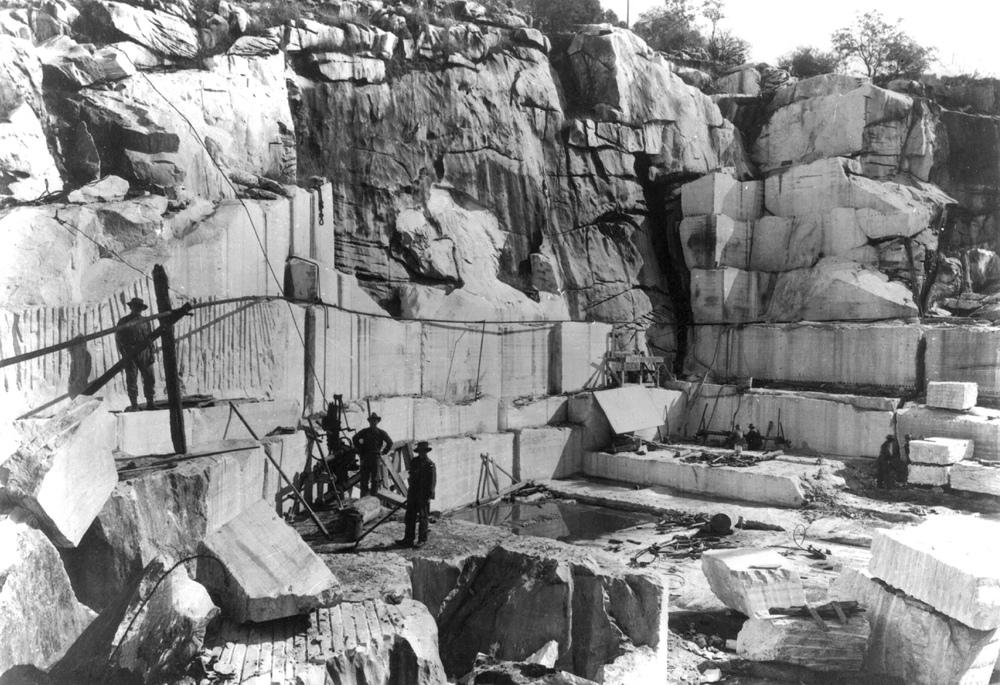 Columbia Marble Quarry