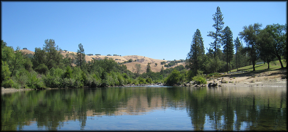 South Fork of the American River, Gold Rush Country
