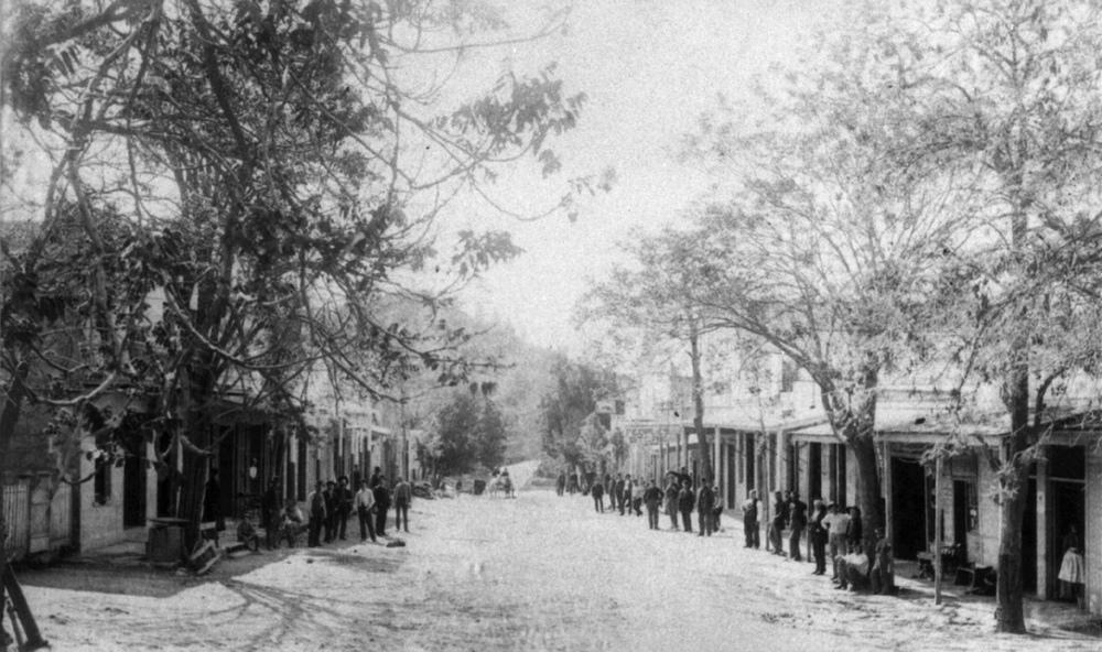 Main Street - 1860s