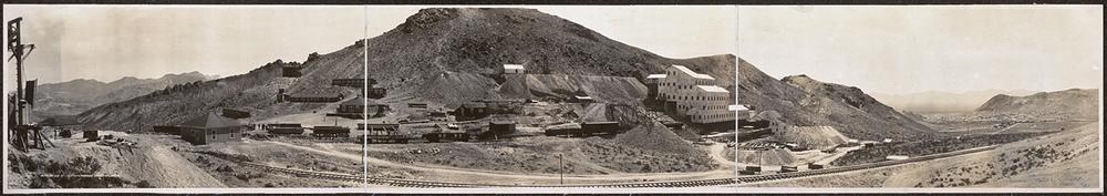 Montgomery Shoshone Mill, c1906