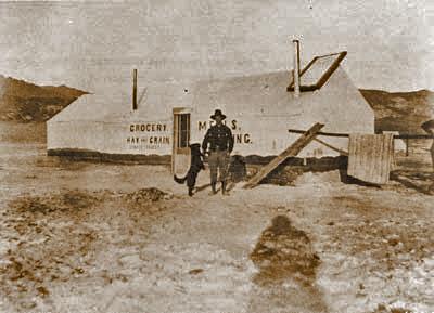 Waystation, 1908