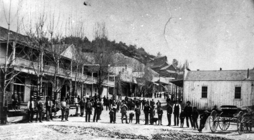 Amador Hotel - 1885