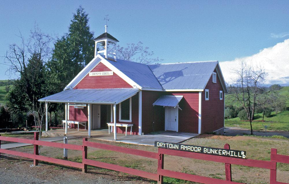 Drytown California - Schoolhouse.jpg