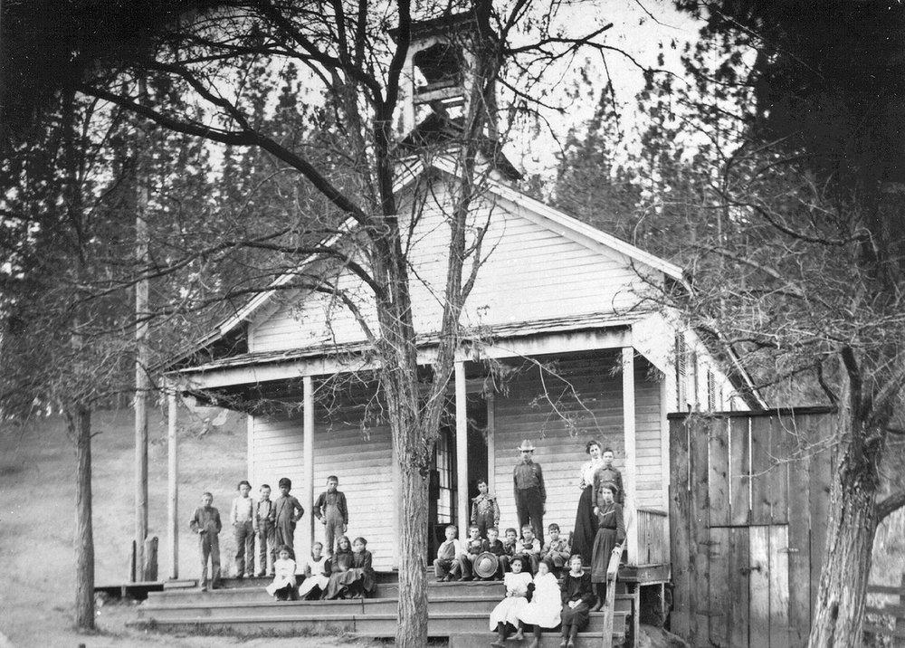 Fiddletown California Old Schoolhouse.jpg