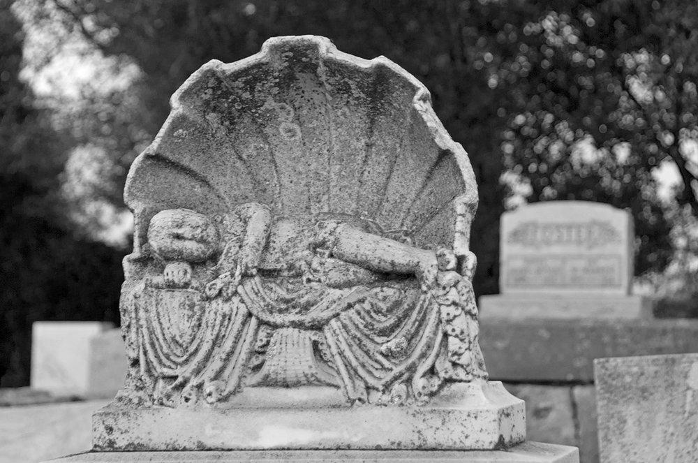 Altaville Protestant Cemetery Sleeping Baby Angel.jpg