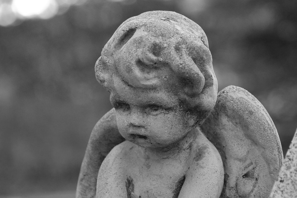 Columbia St. Annes Catholic Church Cemetery Baby Angel.jpg
