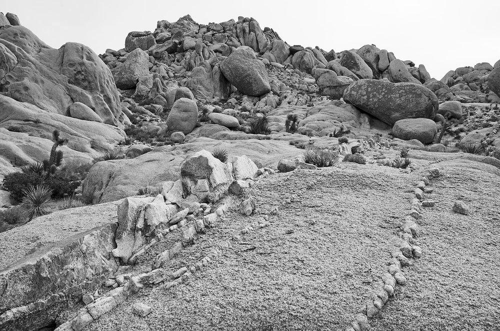 Joshua Tree NP - Stirrup Tank Area 07 Rocky Path.jpg