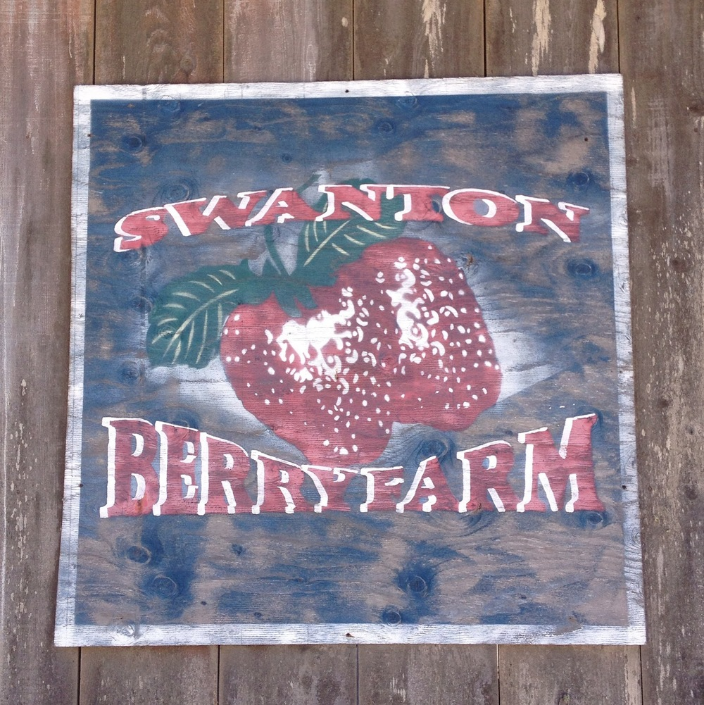 Swanton Berry Farm   - CHOCOLATE