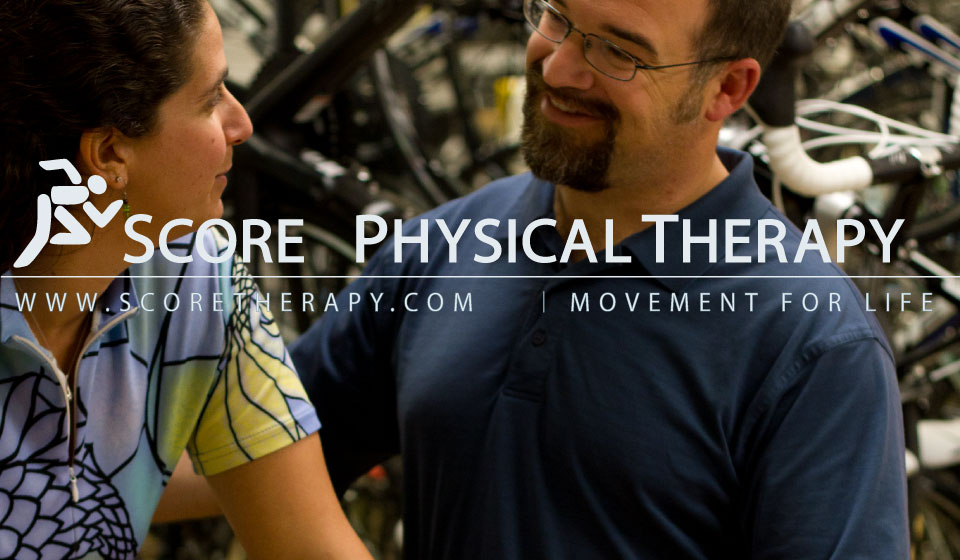 score physical therapy bicycle fitting