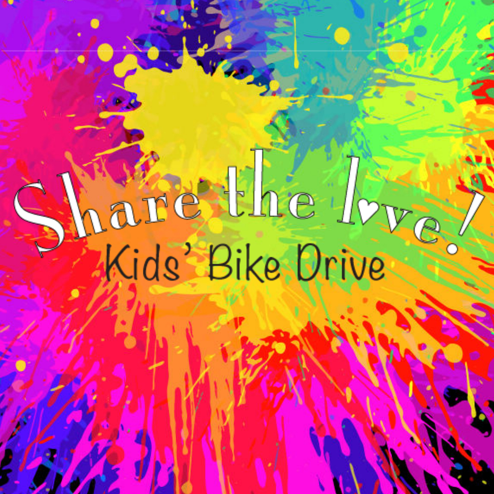 Casa : Share the Love Bike Drive