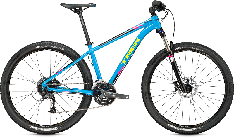 trek x caliber and stache 29er hard tail