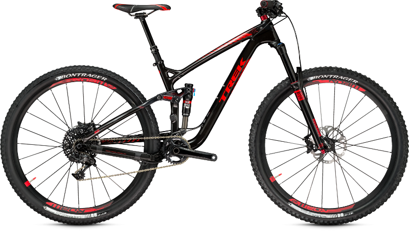 trek Remedy 9.8 29er carbon