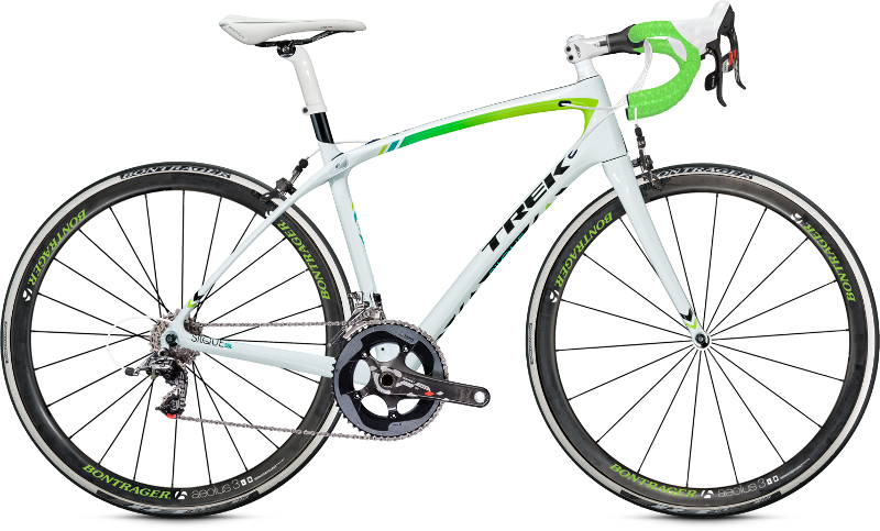 Silque carbon trek road bike wsd women's