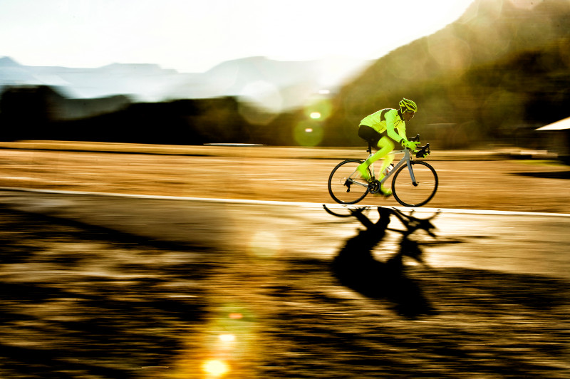 DID YOU KNOW? 80% of cycling-related accidents occur during daylight. Running front and rear lights plus wearing fluorescent apparel will keep you safer.  Daytime running lights on bicycles significantly reduce the likelihood of collision with other bikes (by 33%*), vehicles (by 25%*) and motorcycles (by 13%*), while fluorescent is shown to decrease a rider's risk of incident by as much as 53%**. While fluorescent is effective during daylight because it helps us stand out from the surrounding environment, reflective apparel and accessories are the better choice for nighttime riding. And of course, LIGHTS! * Madsen, et. al, 2013 ** Lahrmann & Madsen, 2015