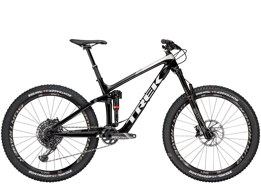 remedy 9.8 full suspension mountain bike for demo