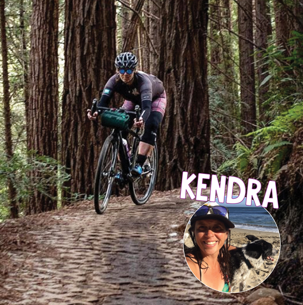 "Kendra Karr - ""I am continually inspired by my larger community of female athletes, educators, mentors and friends. Through this inspiration, I try to carry on positive legacy of support for females — whether through mentoring, collaborating or participating in community events. She.is.beautiful is just another great example of positive enforcement by gathering in number, so together we can support each other, and we can grow together."""
