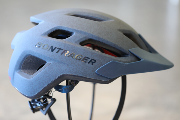 < Bontrager Quantum MIPS - The Bontrager Quantum MIPS is designed for the ultimate adventurer. The Headmaster II fit system promises distinct structural integrity, which translates to a distinctively snug and comfortable fit. A cycling safety gear favorite, Quantum has a removable visor making it the perfect town and trail companion. Its moisture-wicking pads are removable and washable keeping every ride as fresh as the air. Available in a variety of colorways.