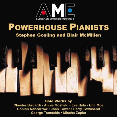 Powerhouse Pianists