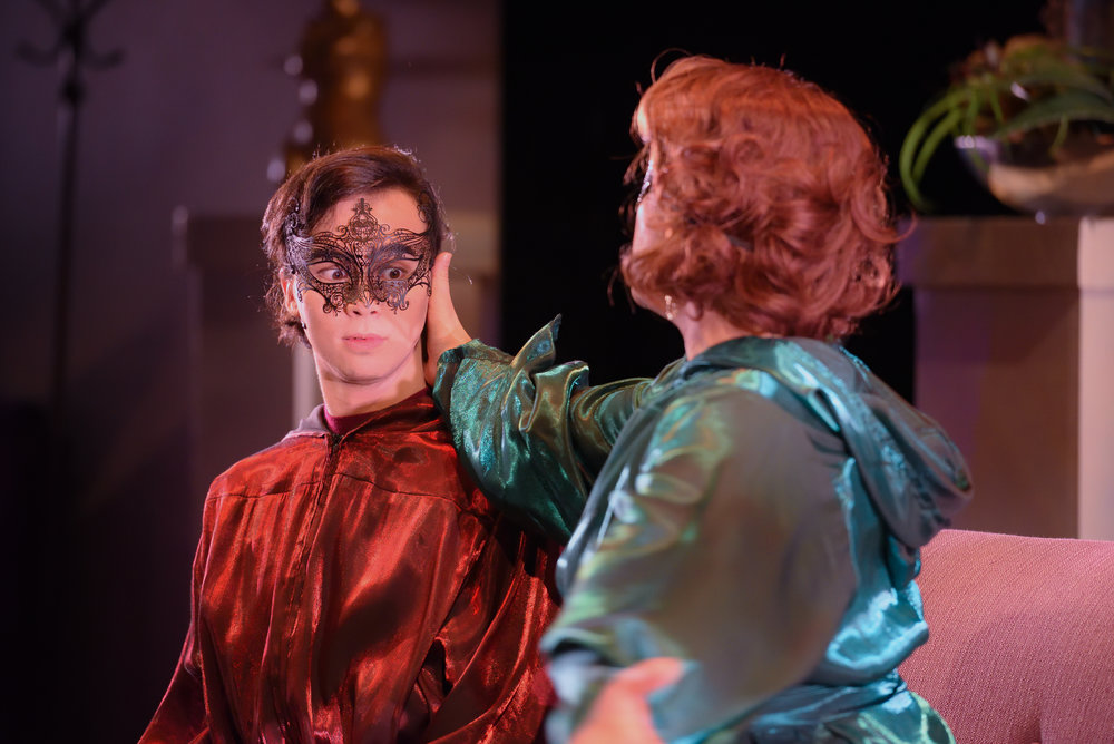 Three Way - Act III. Masquerade: Image 6