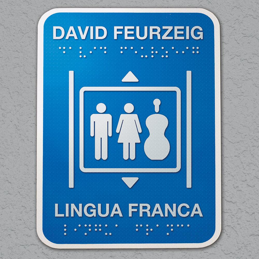 David Feurzeig: Lingua Franca