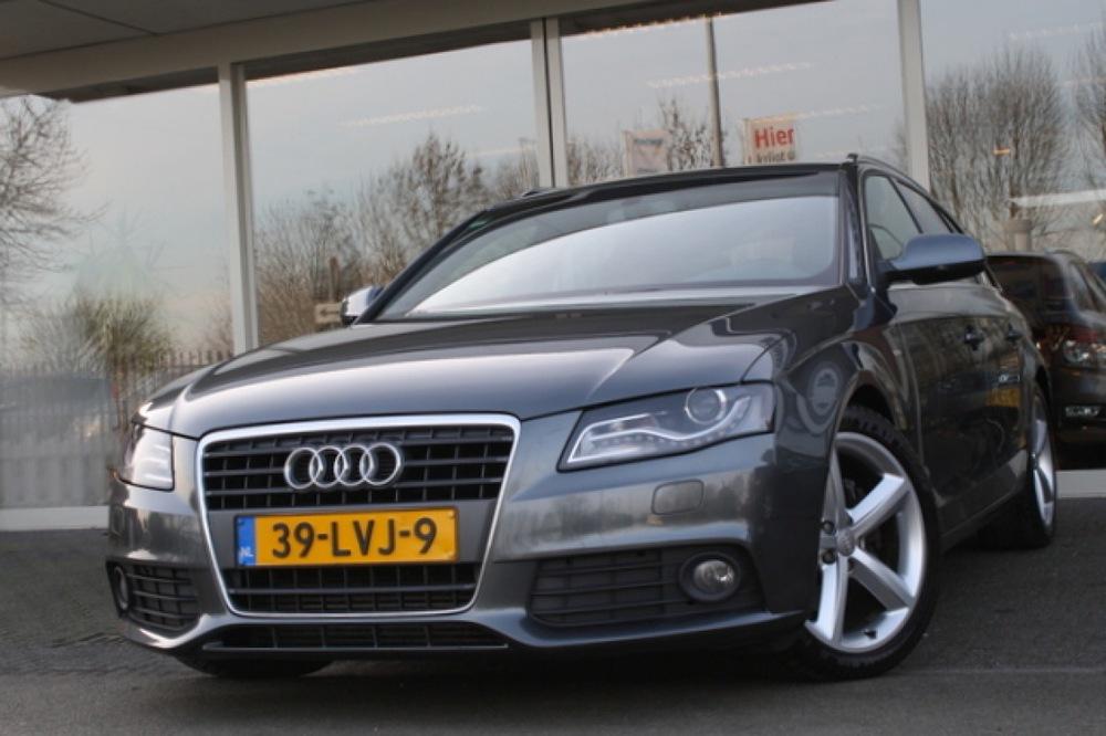 Audi A4 Avant 1.8 TFSi 211 pk S-Edition
