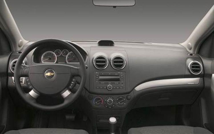 Chevrolet Aveo zonder dashboard verlichting - Autobedrijf Wout ...