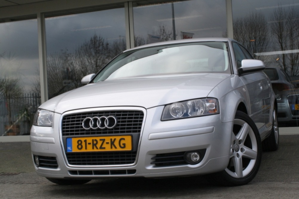 Audi A3 Sportback 2.0 TDI 140 pk Aut. Ambition