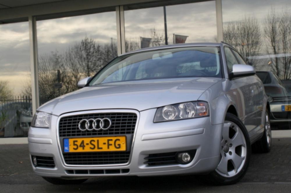 Audi A3 Sportback 2.0 FSI 150 pk Ambition Pro Line