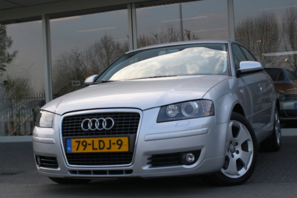 Audi A3 Sportback 2.0 TDI 170 pk Aut. Ambition Navi/Xenon