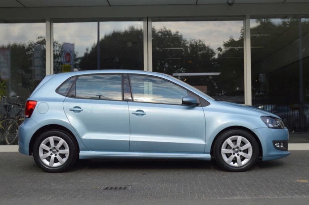 VW Polo 1.2 TDI BlueMotion Comfortline