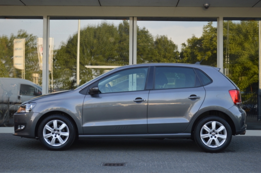 VW Polo 1.4 16V Highline